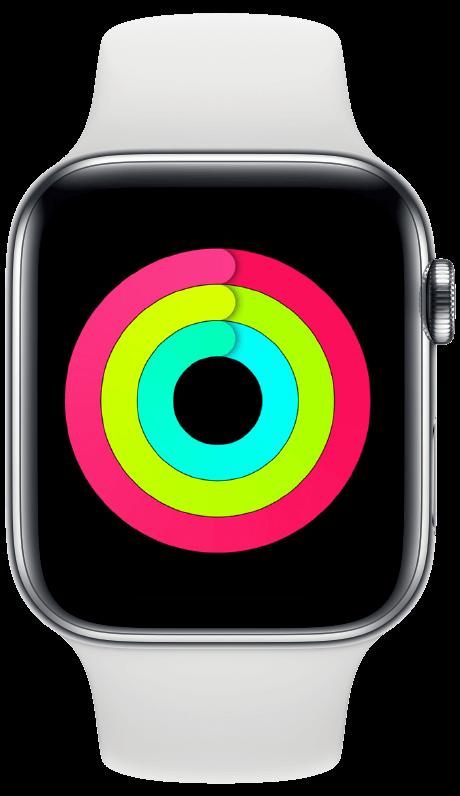 Apple Watch rings