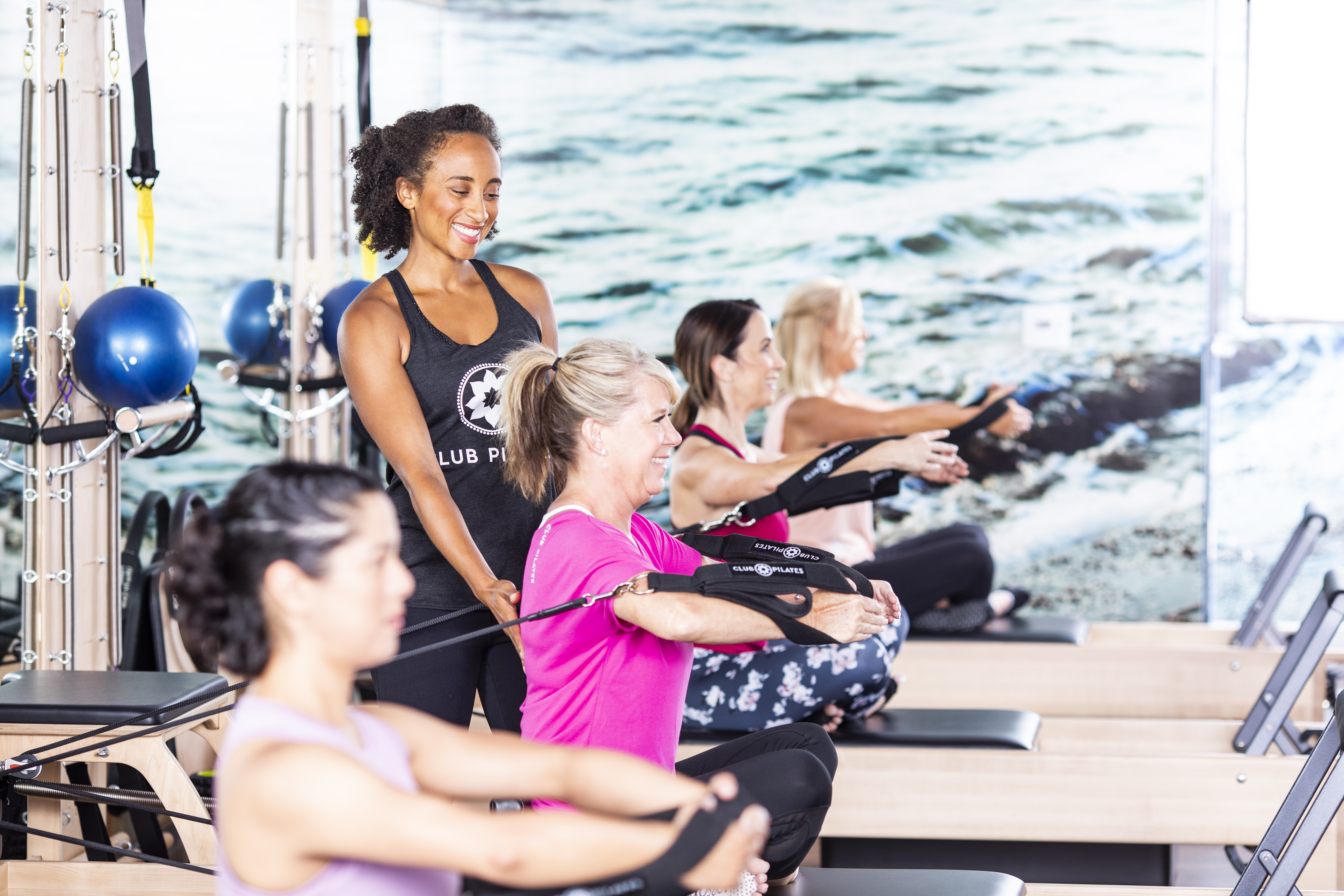 Club Pilates Inks Major Deal in South Korea