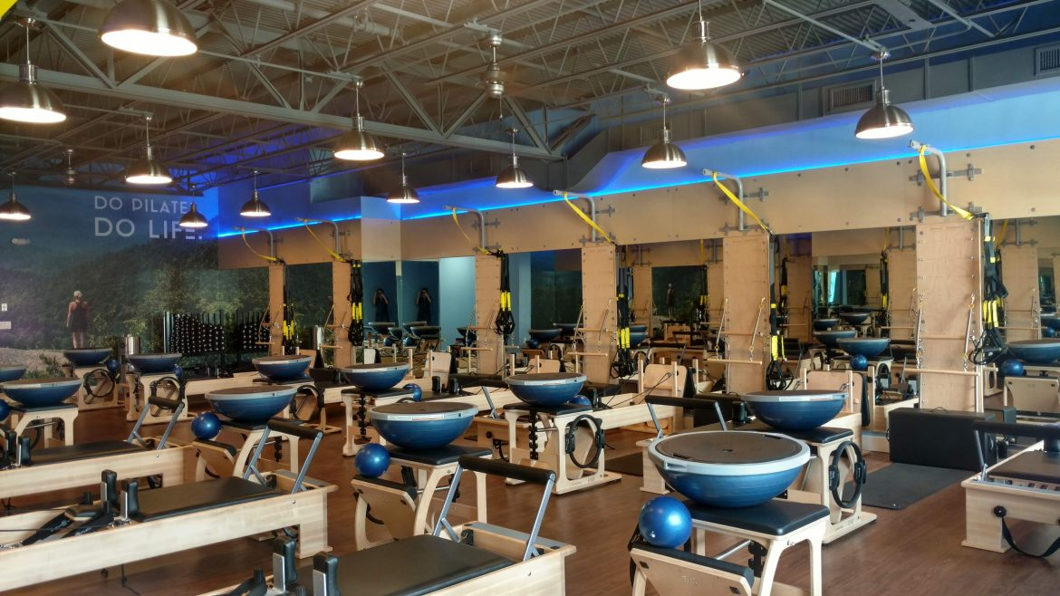 'Really Helping People:' Club Pilates Opens on Main Street