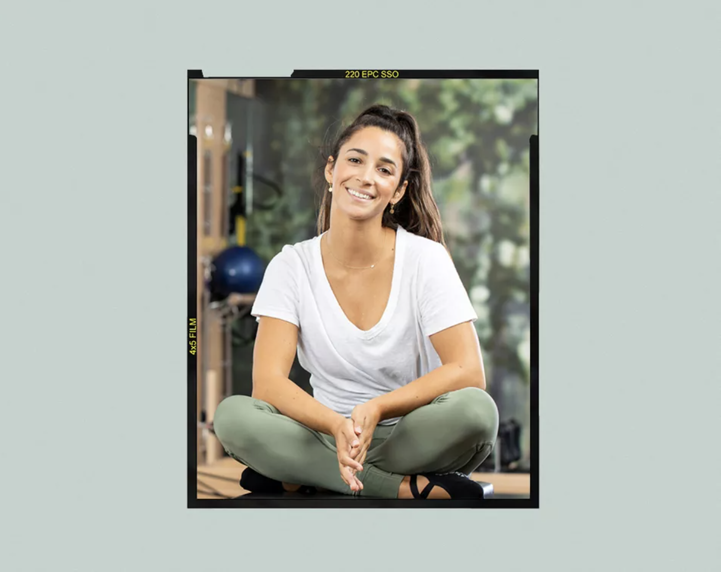 How Aly Raisman Tends Her Mind, Body, and Vegetable Garden