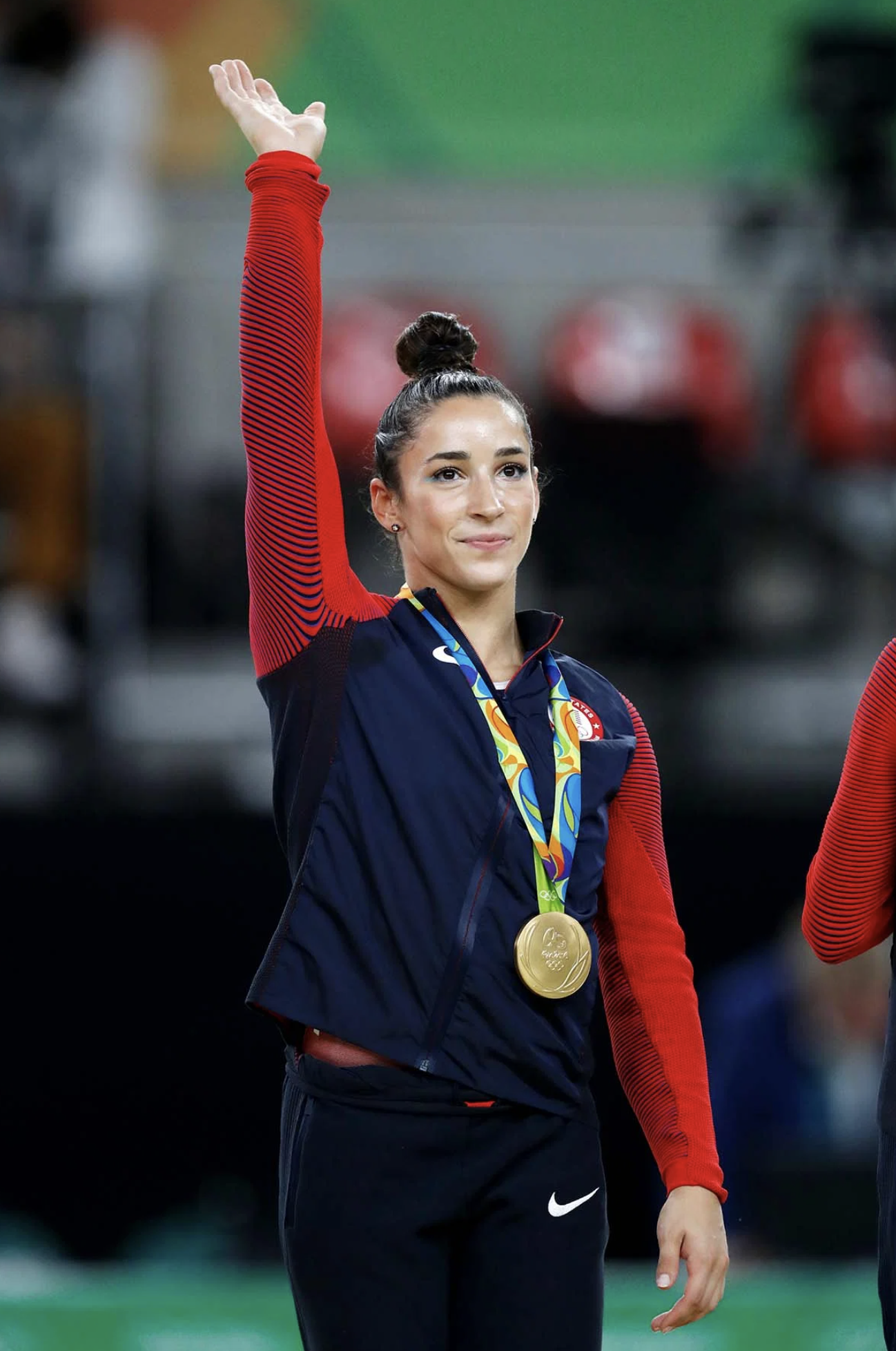 Aly Raisman Is 'Not Interested' in Doing Gymnastics Anymore: I Was 'On All the Time' as an Athlete