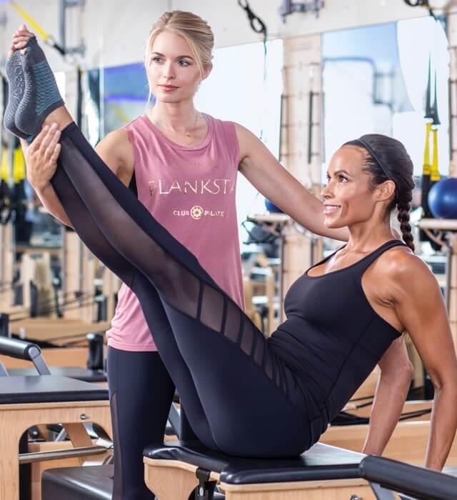 Private Training at Club Pilates