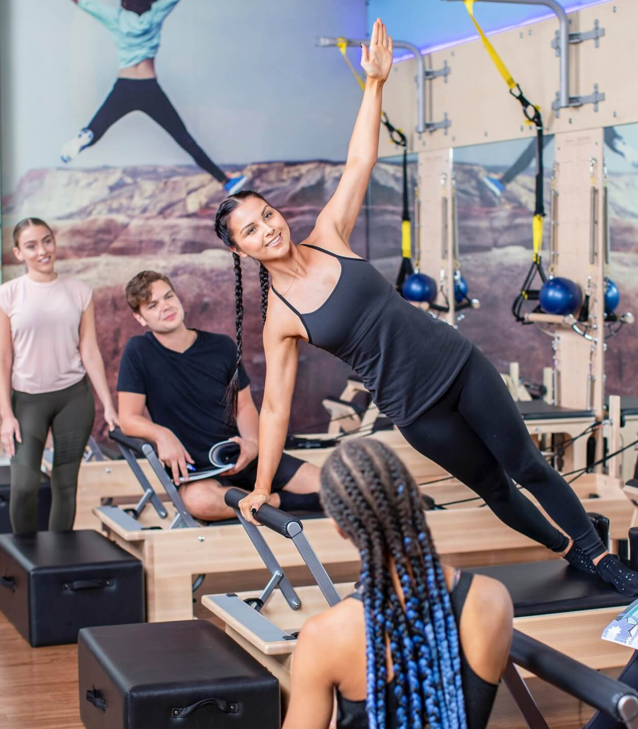 The World's Most Exciting Pilates Workout On-Demand