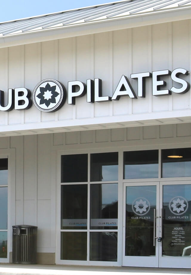Own a Club Pilates